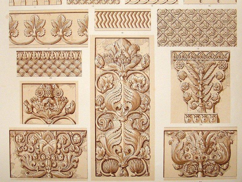 owen-jones-grammer-of-ornament-1856-lg-folio.-nineveh-persia-3-[2]-18787-p